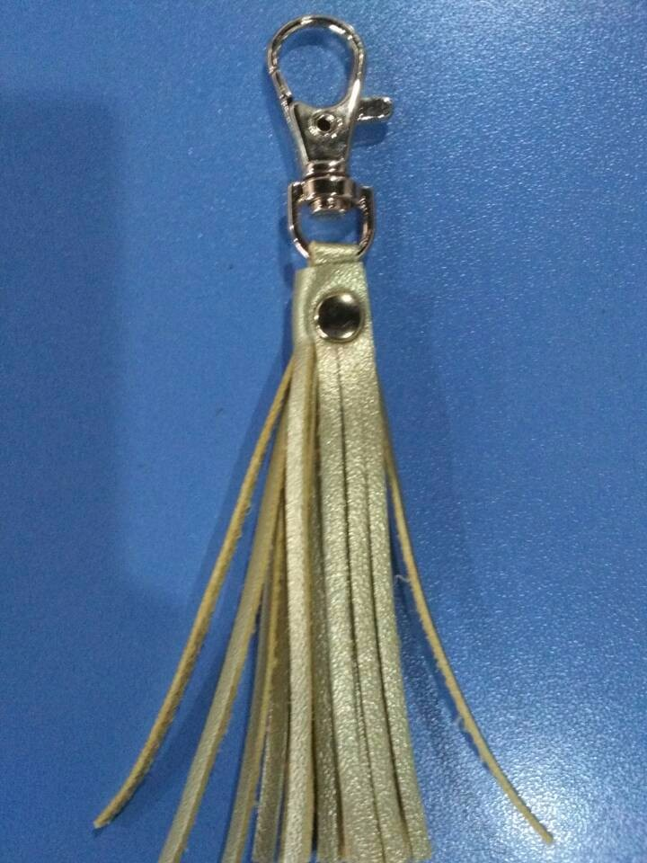 colorful decorative tassel for handbag