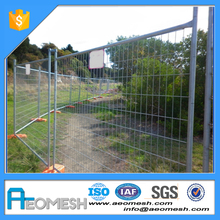 Temporary fence 2mm wire fence for goat farm equipment
