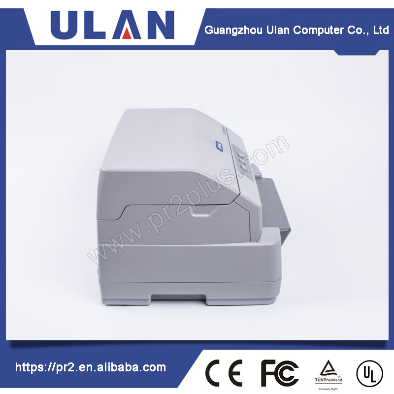 New original PLQ-20 passbook printer bankbook printer in high printing speed