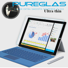 PUREGLAS Wholesale Tempered Glass Screen Protector For Surface Book Laptop 9H Glass Screen Protector , Small Order is Accepted