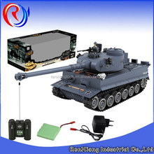 Hight quailty plastic panzer toy , rc panzer