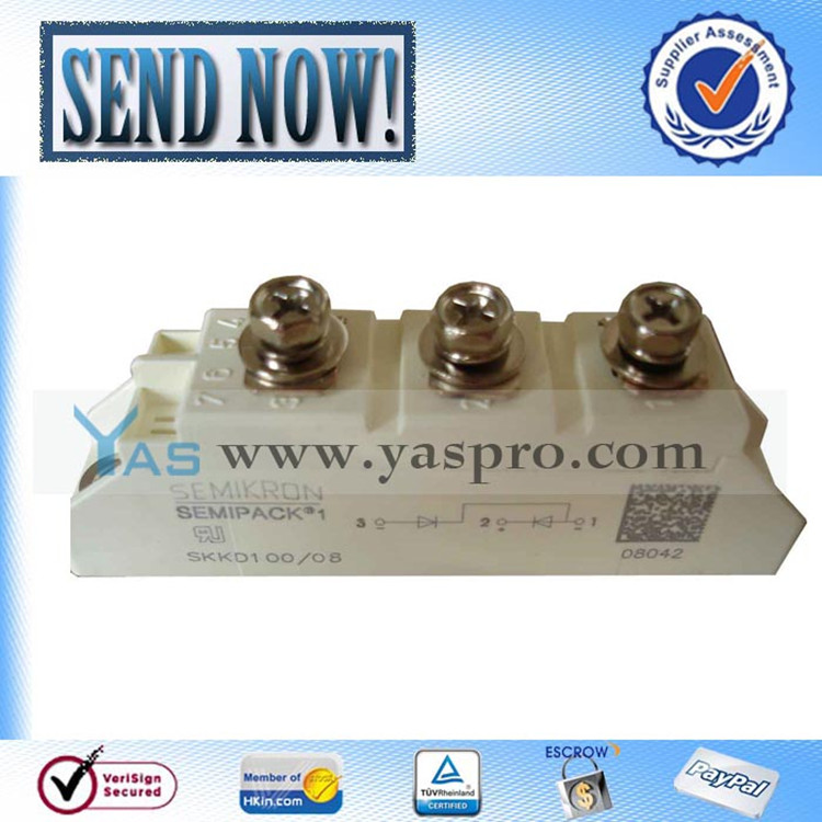 High Power Semikron thyristor diode module SKVC20A460C