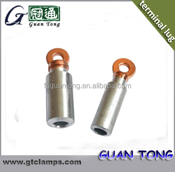 Cable Lugs Product : Bimetal cu al terminal lugs cable lug buy
