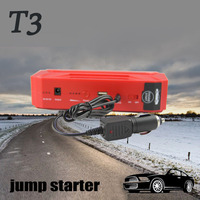 hot sale portable 12V mini jump starter car battery jumper for starting auto engine or ignition car jump start