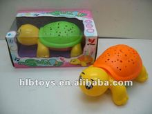 Battery operated projector tortoise , battery operated toy