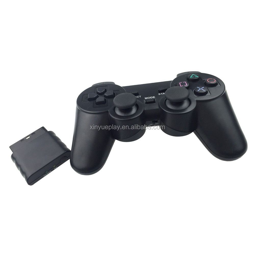 Wireless Controller For Ps2 Joystick Dorpship For Ps2 Console