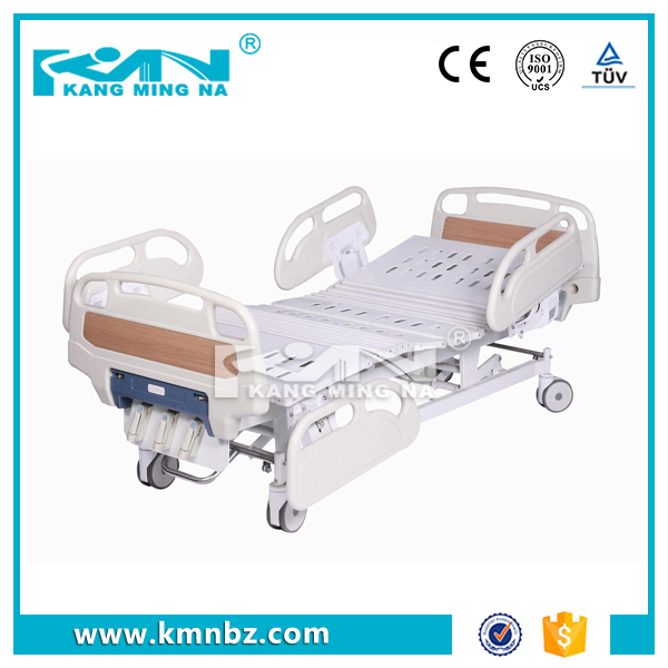 Economy manufacturer hot sale 3 crank manual hospital bed