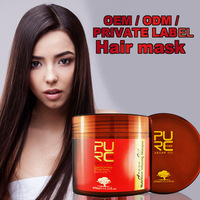 Deep natural care hair mask for afro hair products
