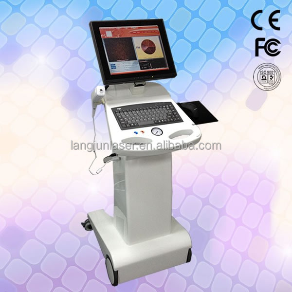Oxygen Jet Peel Jet Machine For Skin Whitening Injection BS-JP3