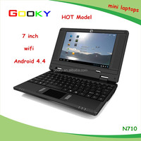 2016 new 7 inch mini netbook VIA 8880 Dual Core 1GB 8GB