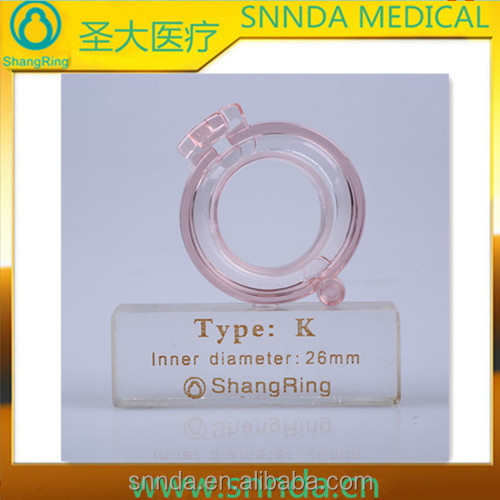 surgical instrument circumcision clamp for male foreskin