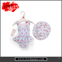 wholesale price hot summer baby boys girls swim wear sets
