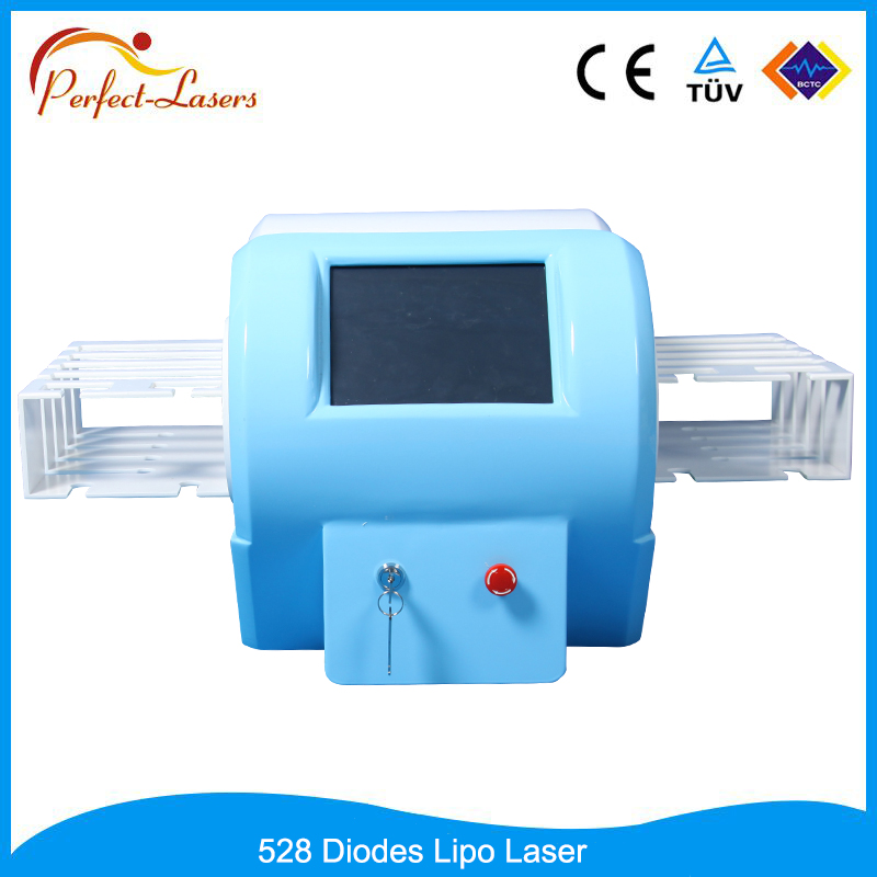 Hot selling slimming equipment 635nm & 660nm & 810nm & 980nm four wavelength lipo laser portable machine