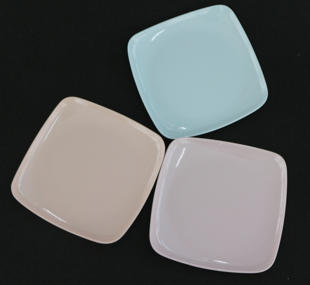 square melamine colorful <strong>plate</strong>