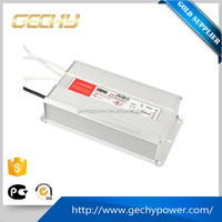LPV-250W12v/15V/24v,IP67 AC/DC constant voltage led waterproof switching power supply LED driver