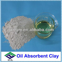 highly Oil absorbent clay