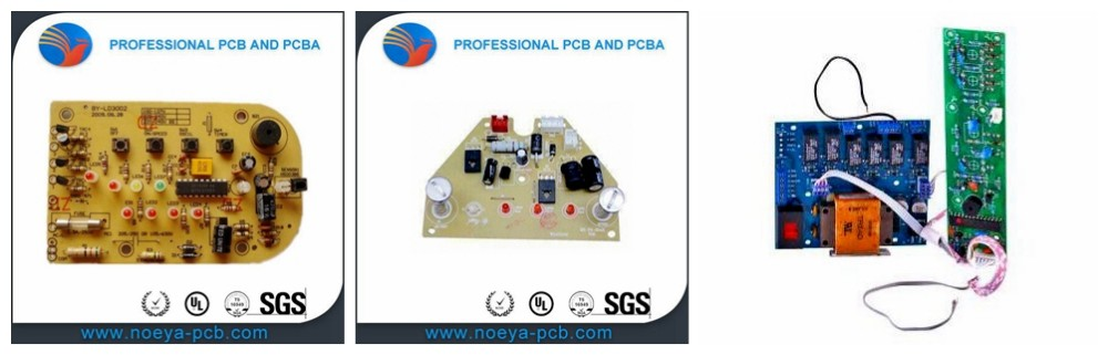 Electronic PCB Design Board used on wireless fish finder