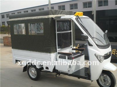 three wheeler for passengers CE