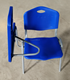 Chair Chair with writing board and bag holder