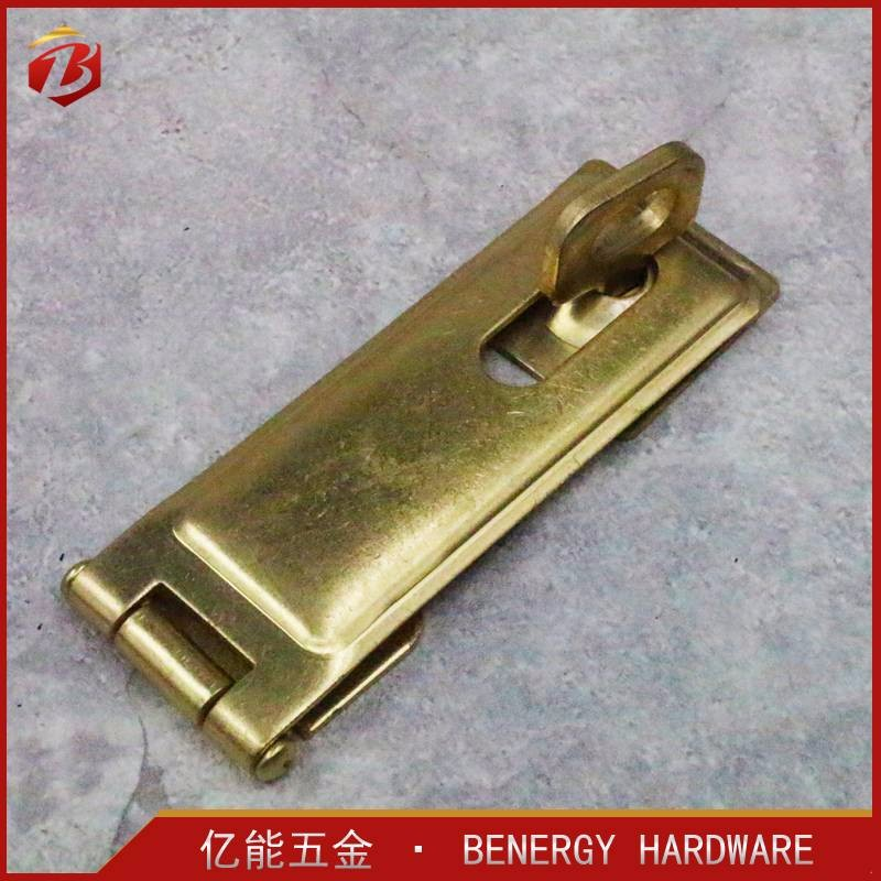 High Quality iron Hasp Gild For One Dollar Item