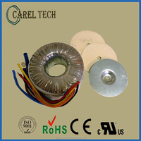 CE, ROHS approved power transformer, with toroidal core