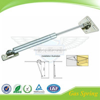 Soft Down Gas Spring For Car