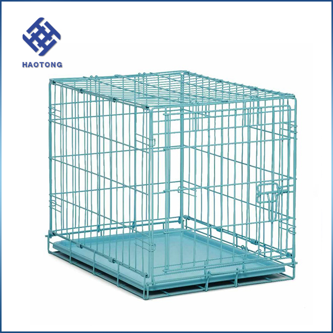 Anping factory supply folded Dog cage/ pet cage/dog cage for sale