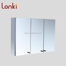 2018 best selling stainless steel mirror cabinet,bathroom cabinet,medicine cabinet for usa