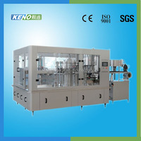 KENO-F201 5 gallon bottle washing filling capping machine
