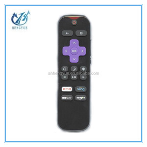 new model ir REMOTE CONTROL USE FOR roku for shar for roku tv hot sell
