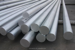 China supplier household aluminum billet 6063 aluminium price per kg aluminum rod bar for the construction industrial
