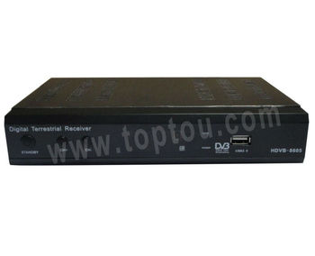 High definition MPEG4 decoder DVB-T