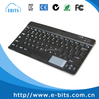 factory price hot sell for win8 win10 tablet PC android TV box projector wireless bluetooth keyboard