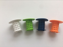 Free shipping 250pcs/lot As seen on TV The New Revolutionary Drain Hair Tub Catcher Strainer Protector