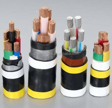 70 90 degree black jacket Cable PVC manufacturer from china factory
