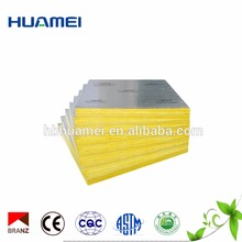 25mm thick glass wool innovative building materials