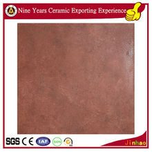 Brown color terracotta clay tiles