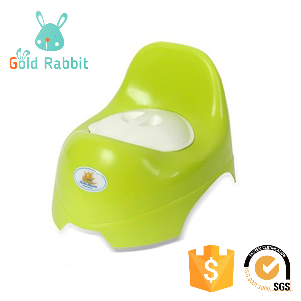 Hot sale best quality plastic kids pee potty / baby urinal for travel car