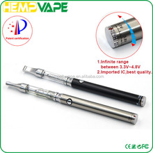 New cbd e cig for 2016 variable voltage vaporizer battery e cig wholesale suppliers BBTANK ADV 4.8V vape pen