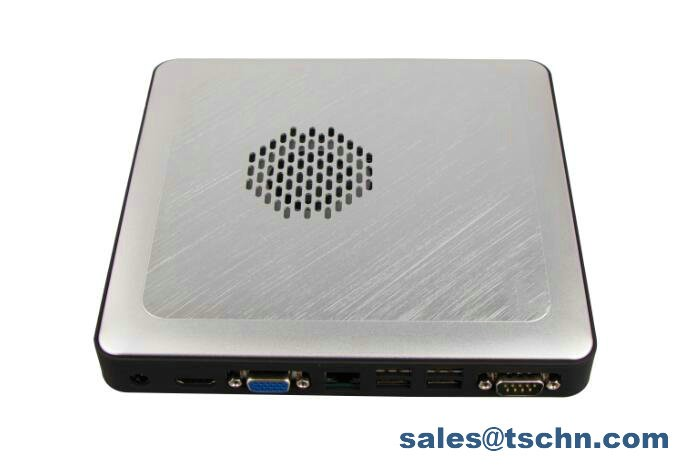 Hot Sale Intel 1037U Dual Core 12V Ubuntu Mini PC