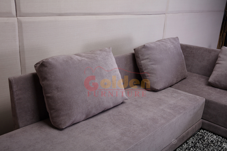 A837 Golden Furniture NEW Design fabric sofa bed for sale philippines