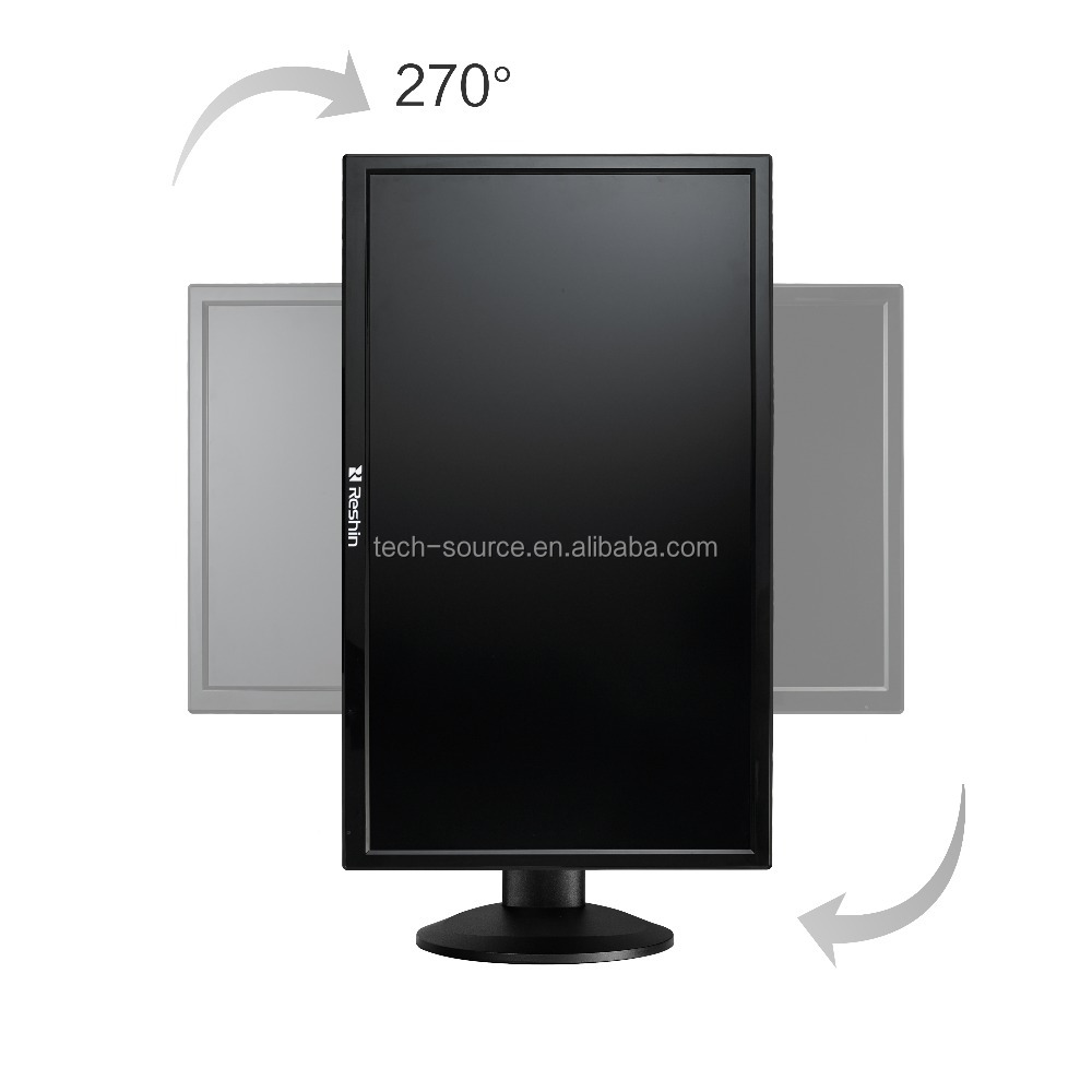28'' tft lcd computer monitor 4K resolution 5ms response time for game player