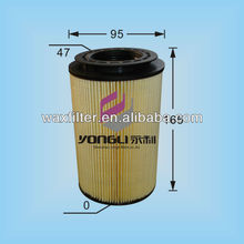 Types of fuel filters 20998805 for VOLVO engine
