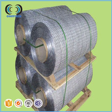 galvanized woven hexagoal wire mesh for rock wool blankets