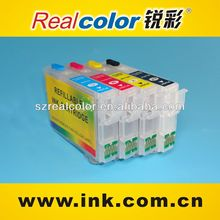 refillable ink cartridge for epson expression home XP-33 XP-103 XP-203 XP-207 XP-303 XP-306 XP-403 XP-406