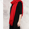 Wholesale 2016 Plain Wool Female Shawls