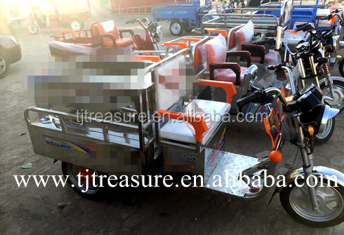 motor tricycle mobile food cart/fast food tricycle/refrigerated tricycle