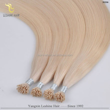 Best Seller Long Lasting Best Quality Super Strong Wholesale Beauty xuchang hair factory i tip