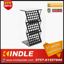 kindle wire merchandise galvanized newspaper stand