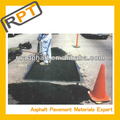 cold mix asphalt for repair potholoes
